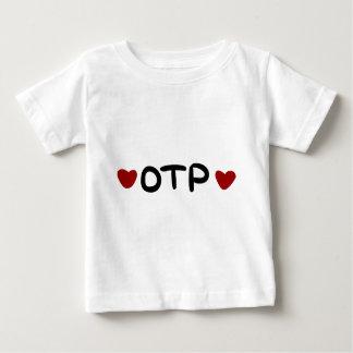 OTP: One True Pairing Baby T-Shirt