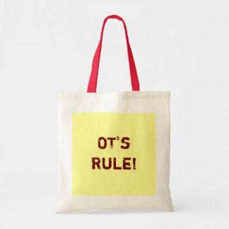 OT's Rule! Tote Bag