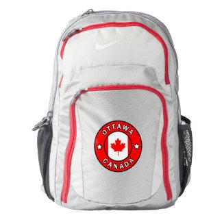Ottawa Canada Backpack