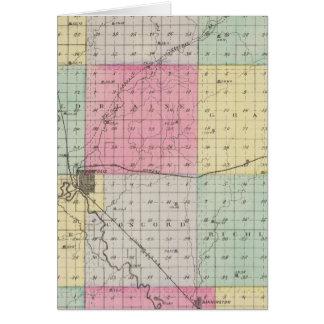 Ottawa County, Kansas Card