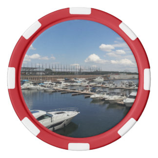 Ottawa Docks Poker Chips