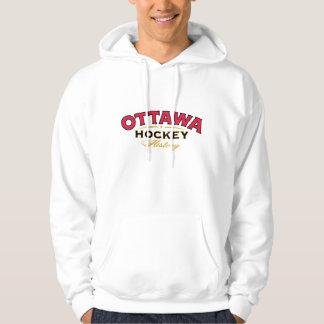 Ottawa Hockey History Hooded Sweatshirt