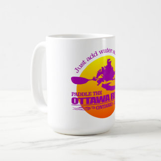Ottawa River (Sunset) Coffee Mug