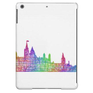 Ottawa skyline iPad air covers