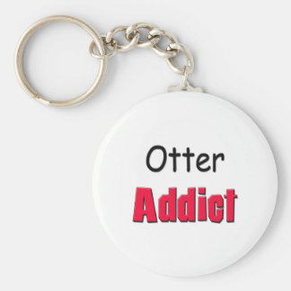 Otter Addict Key Ring