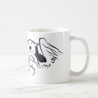 Otter Angel Coffee Mug