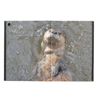 Otter Back Float iPad Air Covers