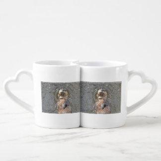Otter Back Float Lovers Mug