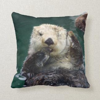 Otter Bed-Head Cushion