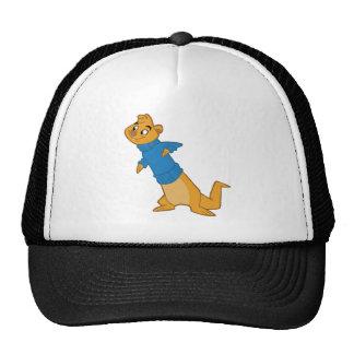 Otter Boy Blue Cap