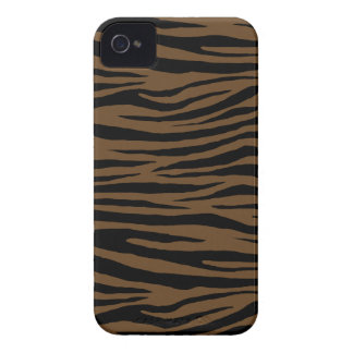 Otter Brown Tiger iPhone 4 Cases