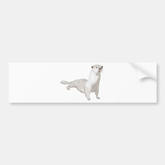 otter bumper sticker