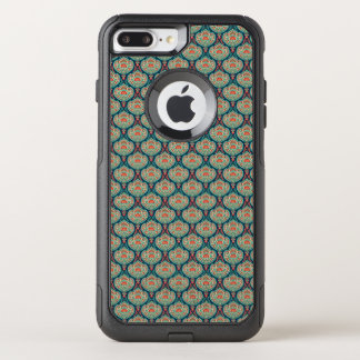 OTTER CASE APPLE iPhone Vintage pattern