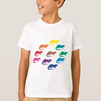 Otter Colors T-Shirt