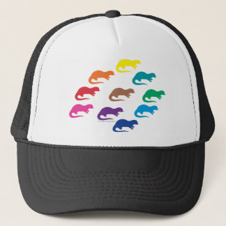 Otter Colors Trucker Hat