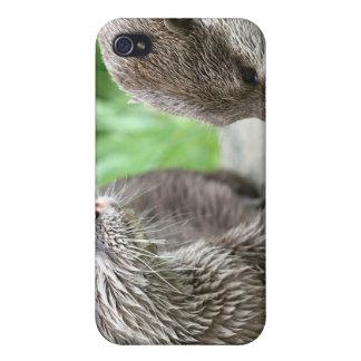 Otter Habitat iPhone 4 Case
