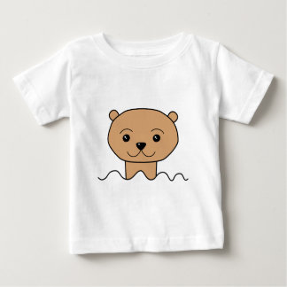 Otter in Water. Baby T-Shirt