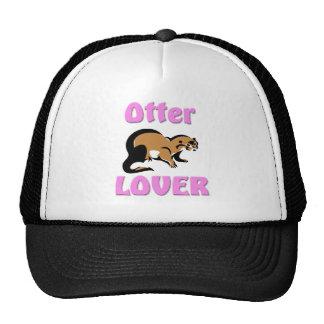 Otter Lover Trucker Hats