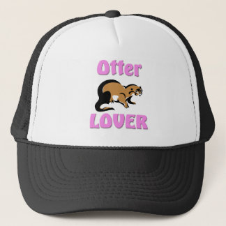 Otter Lover Trucker Hat
