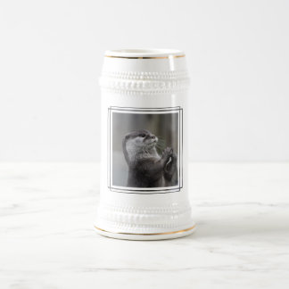 Otter Mastermind Beer Stein Beer Steins