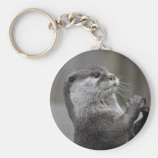 Otter Mastermind Keychain