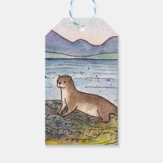 otter of the loch