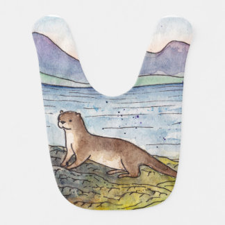 otter of the loch bib