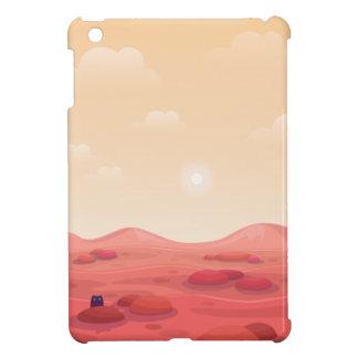 """Otter on Mars """"Life on Mars"""" iPad Case"""
