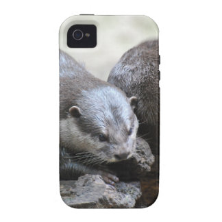 Otter Pair iPhone 4/4S Cases