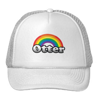 OTTER PRIDE -.png Trucker Hat