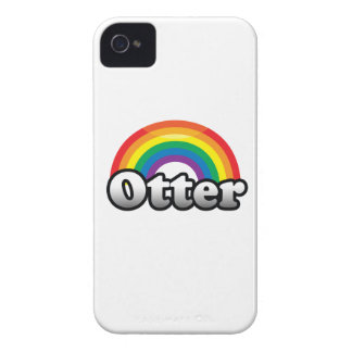 OTTER PRIDE -.png iPhone 4 Case-Mate Case