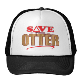 Otter Save Cap