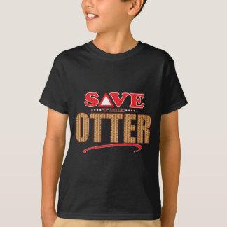 Otter Save T-Shirt