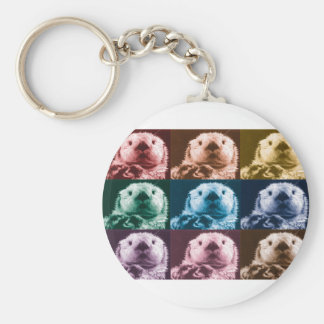Otter See you Key Ring