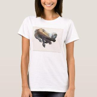 Otter Study I - 'Talisker' T-Shirt
