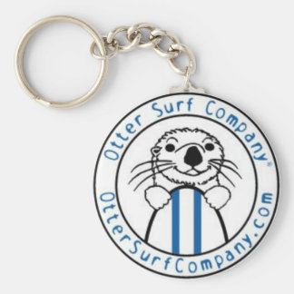 Otter Surf Company Custom Key Chain