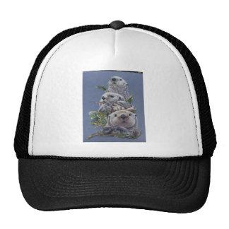 Otter  Trio Hat