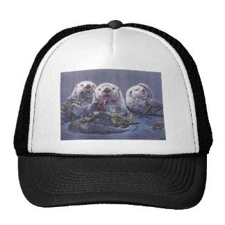 Otter Trio Trucker Hat