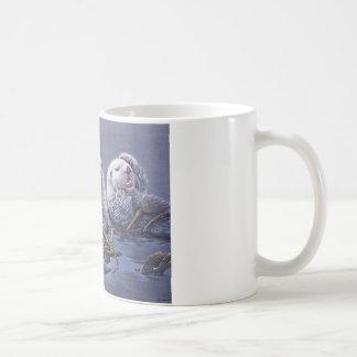 Otter Trio Coffee Mugs