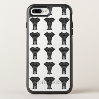 OtterBox Case Elephant Tribal Pattern