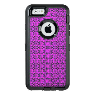 OtterBox Defender Series Phone Case - Pink Zebra