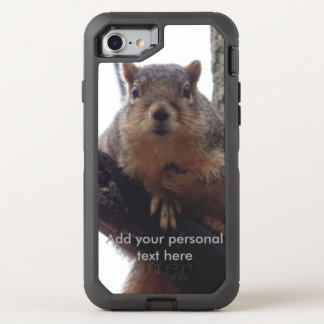 Otterbox defender series squirrel hole in case