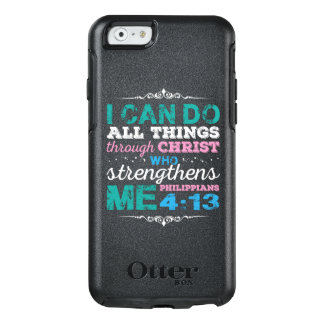 Otterbox Philippians 4:13 for Iphone 6/6s