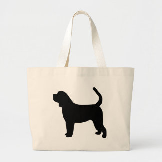 Otterhound Jumbo Tote Bag