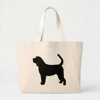 Otterhound Jumbo Tote Bag