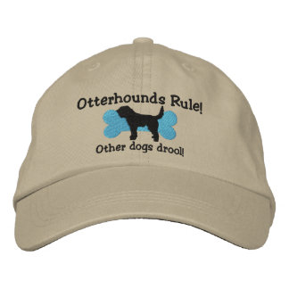 Otterhounds Rule Embroidered Hat