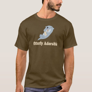 OTTERLY ADORABLE OTTER SHIRT