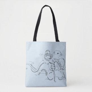 Otterpus Tote Bag
