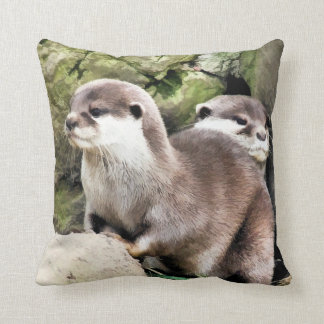OTTERS CUSHION