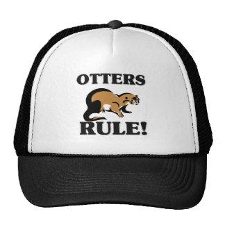 OTTERS Rule! Trucker Hats